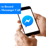 How to record facebook messenger calls