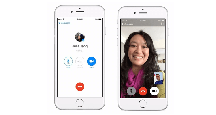 how to record messenger video call