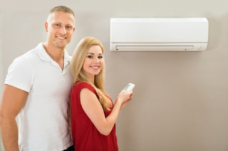 interest free ducted heating