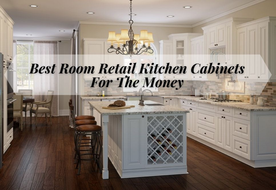 Retail Kitchen Cabinets
