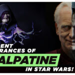 Different Appearances Of PalPatine in Star Wars