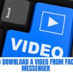 How to download a video from Facebook Messenger