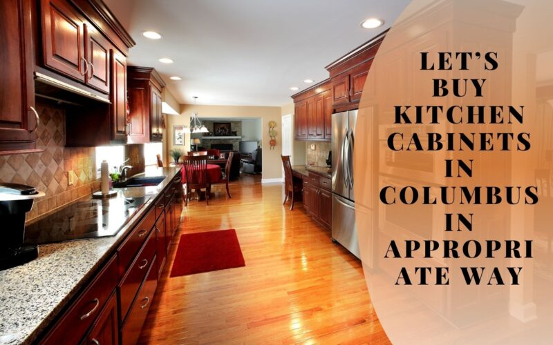 Kitchen Cabinets In Columbus