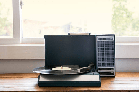 Best record player under 100