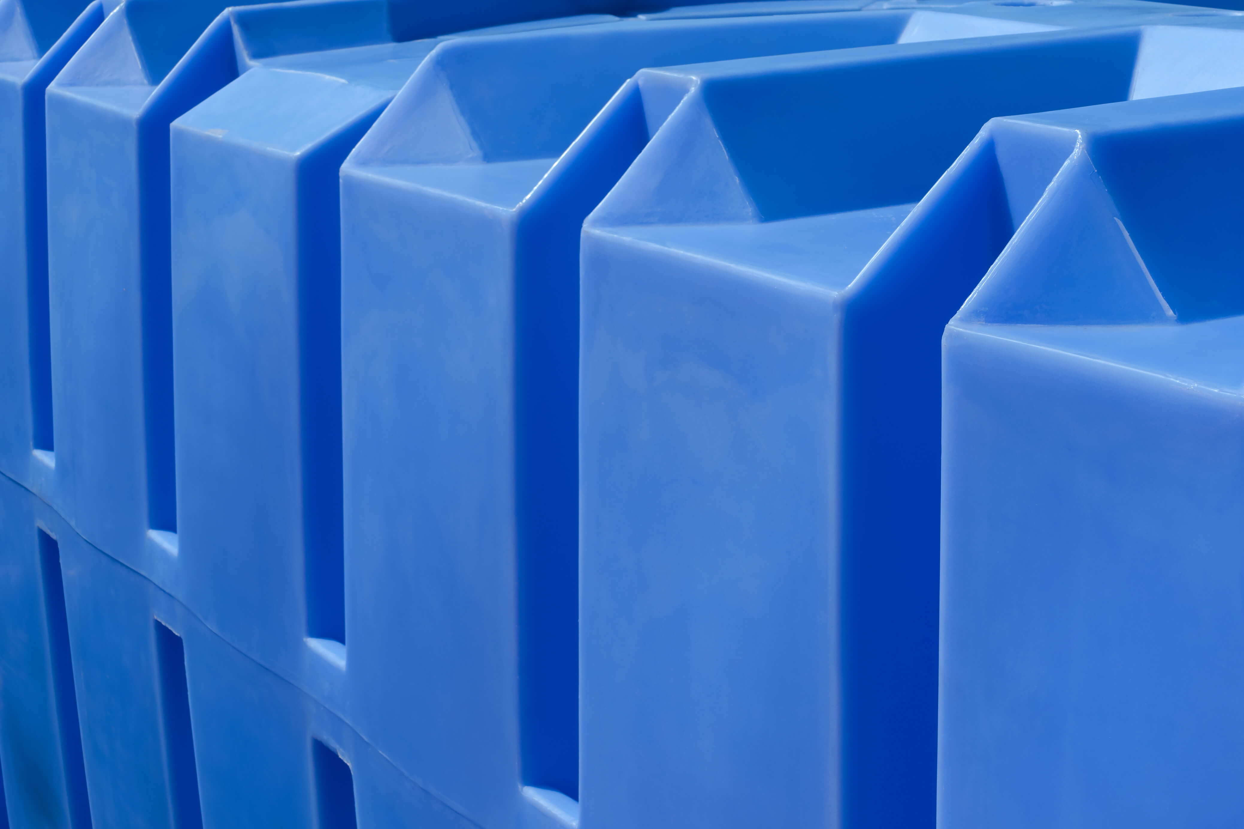 stop water leakage from plastic water tanks