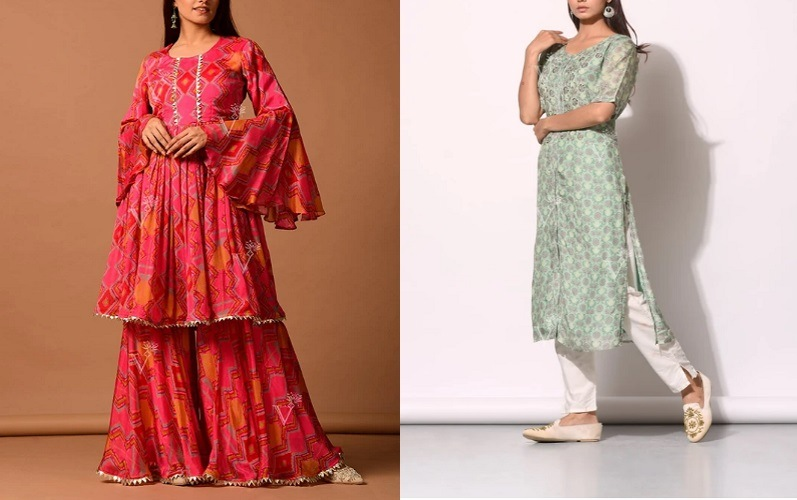 Top Ways To Flaunt Style Your Kurti Online Amazingly