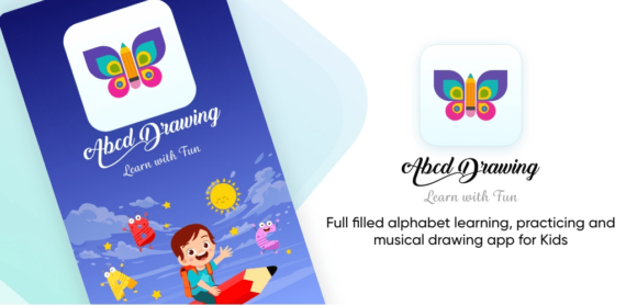ABCD Drawing App