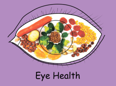 What to eat to improve your eye health