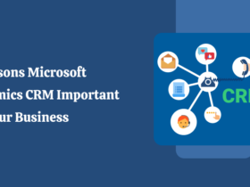 Microsoft Dynamics CRM Is Important For Your Business
